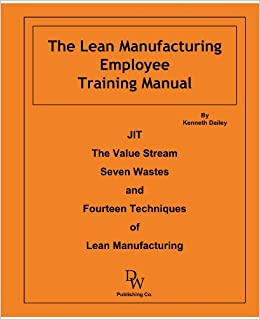 Amazoncom The Lean Manufacturing Employee Training