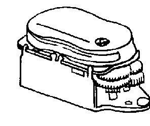 Intermatic WG1570-10D 125V 60-Hertz Replacement Time Clock