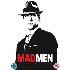 Mad Men - Seasons 1-4 [DVD]