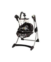 Amazon.com : Graco Silhouette Swing in Edgemont