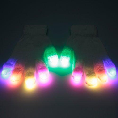 EmazingLights Alice in Wonderland eLite LED Light Up Glove Set – As Seen on Shark Tank!