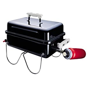 Weber 1520 Propane Gas Go-Anywhere Grill