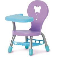 School Chair for the 18 Doll, Pink and Purple by myLife ...