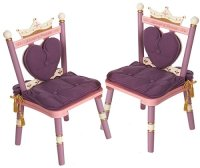 Princess Chairs For Girls