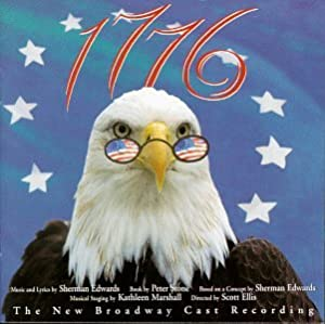 1776 1776 The New Broadway Cast Recording 1997