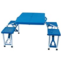 Camp 4 Picknick Lite 91030 Table valise avec sièges