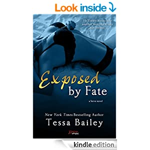 Exposed by Fate (a Serve novel) (Entangled Brazen)