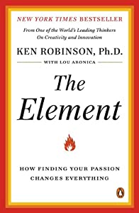 "Cover of ""The Element: How Finding Your P..."