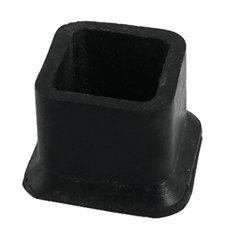 Rubber Chair Protectors Black Velvet Nz Square Covers Furniture 1 4 Inch X 10pcs