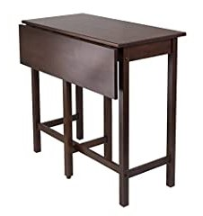 Winsome Lynnwood Drop Leaf High Table