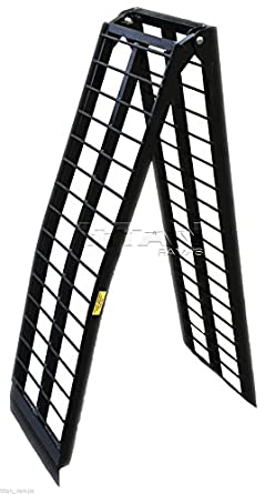 Amazon.com: 10 ft HD Wide Motorcycle Loading Ramp harley