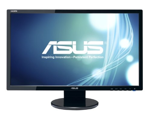 Asus VE247H 24-Inch Full-HD LED Monitor with Integrated Speakers