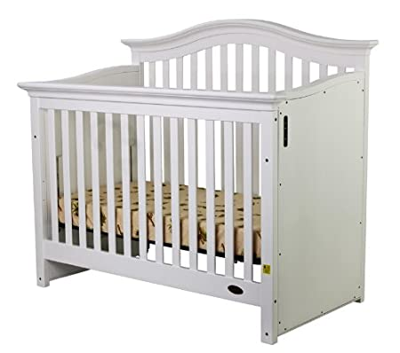 Wonder Crib II, 4 In 1 Crib by Dream On Me