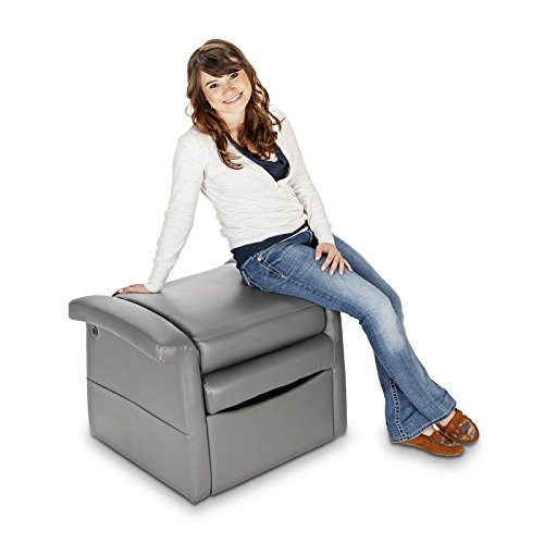 storage ottoman sound chair lawn repair find a x rocker 0717901 triple flip 2 1 with arms at the gaming store