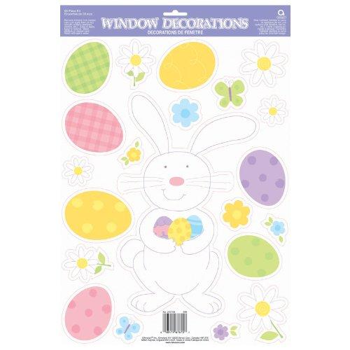 Easter Bunny Window Decoration at Shop Ireland