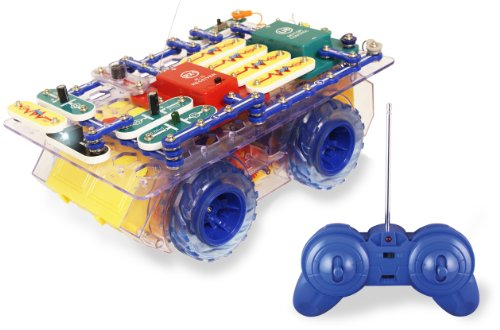 Amazoncom Snap Circuits Rc Rover Toys Games