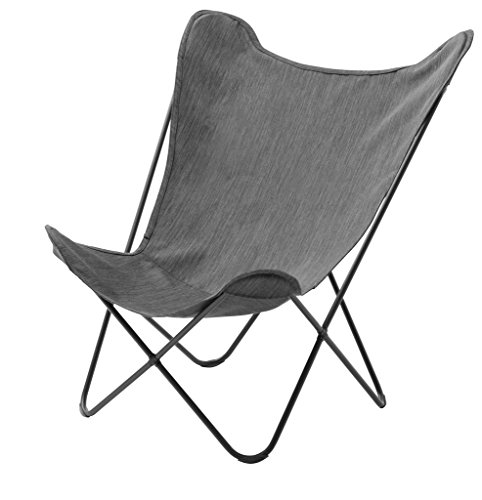 hanging egg chair jysk best office after spinal fusion buy cheap butterfly jebjerg steel polytextil garden