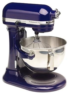 Product Image KitchenAid Professional 5 Plus Stand Mixer - Cobalt