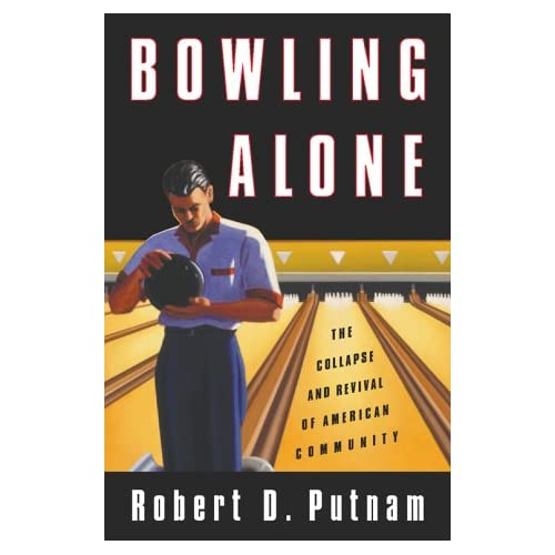 Bowling Alone cover