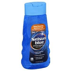 Selsun Blue Deep Cleaning, Dandruff Shampoo