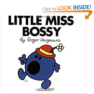 Little Miss Bossy (Mr. Men and Little Miss)