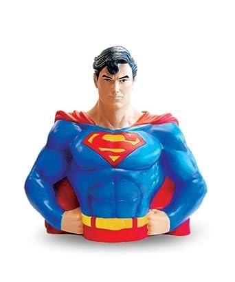 Superman Bust Bank