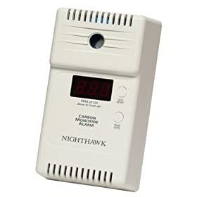 Nighthawk Carbon Monoxide Detector