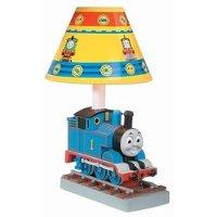 True line trains mp36, thomas the tank engine table lamp
