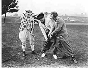 Amazoncom Photo The Three Stooges Playing Golf Photographs Photographs