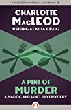A Pint of Murder (The Madoc and Janet Rhys Mysteries)