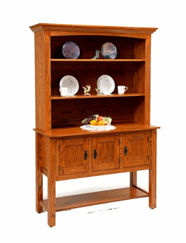 Buy Low Price Amish Furniture House Amish Usa Madetimeless Buffet With Hutch Top And Cc447