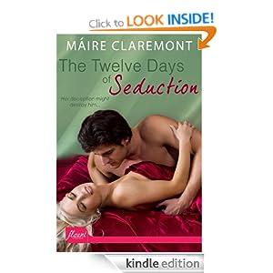 The Twelve Days of Seduction (Entangled Flaunt)