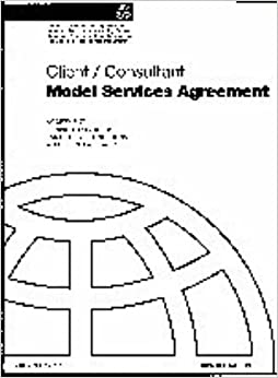 FIDIC Client/Consultant Model Services Agreement: White