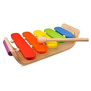 wooden xylophone plan toys
