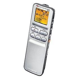 Dictaphone: Olympus DS-2 Digital Voice Recorder