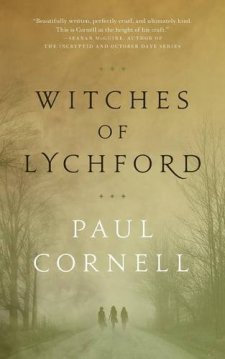 Witches of Lychford by Paul Cornell| wearewordnerds.com
