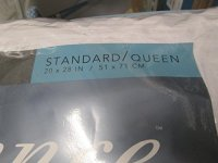 Indulgence Standard/Queen Side Sleeper Pillow by Isotonic ...