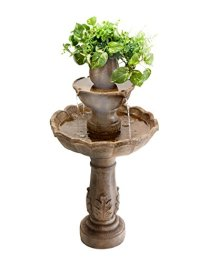 Serena 5.2 Series Rechargeable Outdoor Water Fountain ...