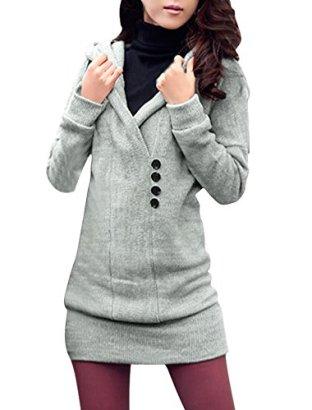 Allegra-K-Woman-Shawl-Collar-Hooded-Sweater