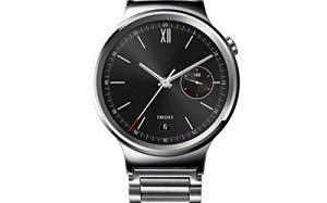 Huawei Watch Stainless Steel with Stainless Steel Link Band (U.S. Warranty)
