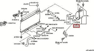 Amazon.com: Infiniti Genuine Engine Cooling Radiator