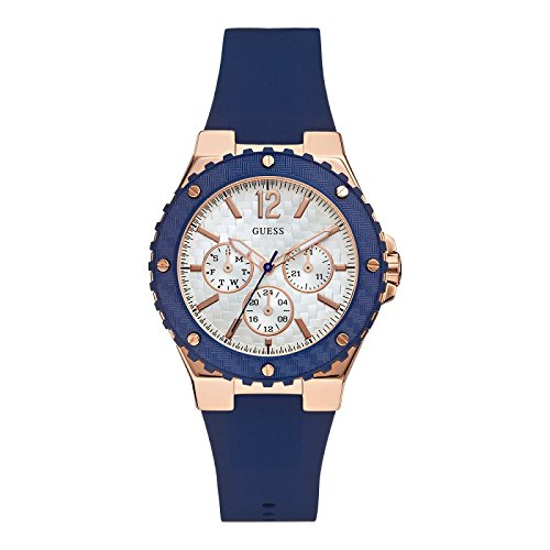 guess rubber ladies watch w0149l5,video review,(VIDEO Review) GUESS Rubber Ladies Watch W0149L5,