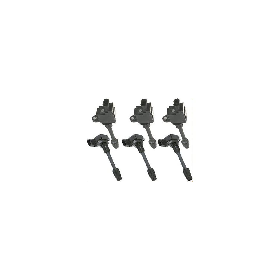 medium resolution of  ic48 2000 2001 nissan maxima infiniti i30 ignition coil coils 6 new 224482y005 224482y000