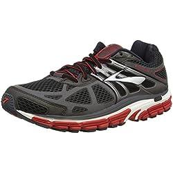 Brooks Men's Beast 14 Mars/Anthracite/Silver Sneaker 12.5 D (M)