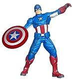 Hasbro ハスブロ Marvel マーブル Avengers アベンジャーズ Ultra Strike Captain America フィギュア ダイキャスト 人形(並行輸入)