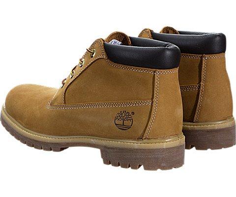 Mens Chukka Suede Waterproof Premium Wheat Boots Timberland TFlK3J1cu