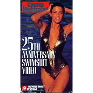 Sports Illustrated:25th Ann Swimsuit [VHS]