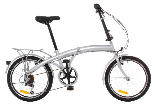 How Do You want TEMPEST 20 Folding Bike Shimano 6 Speed