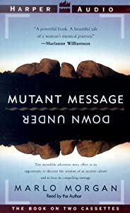 "Cover of ""Mutant Message Down Under"""