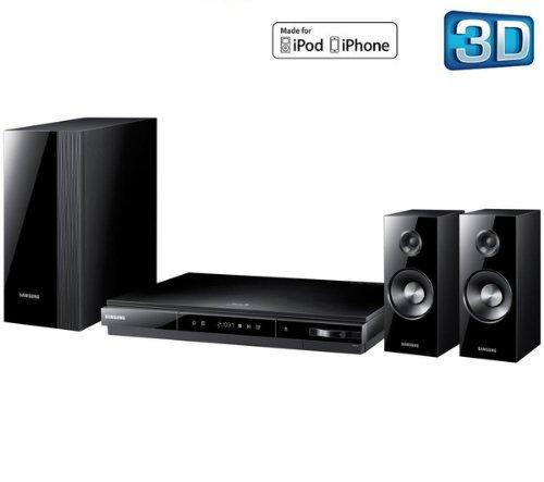 SAMSUNG Set Heimkino 3D HT-D5200 / ZF + Optik-Kabel F3Y092BF2M - 2 m + HDMI-Kabel F3Y021BF2M - 2 m .